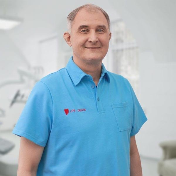 Епишев Владимир Владимирович - стоматолог ортопед
