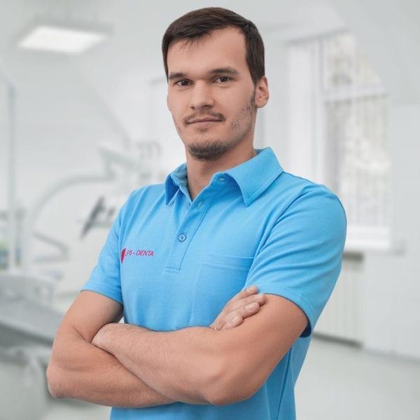 Рожков Артем Сергеевич - стоматолог терапевт