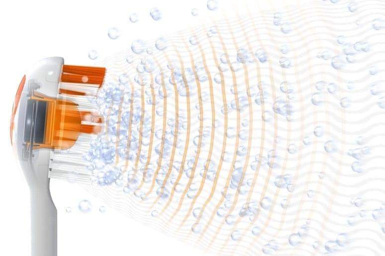 Звуковые и ультразвуковые зубные щетки
